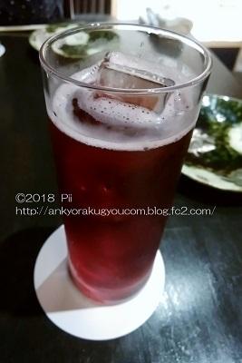 梅酒ワイン(赤)&京丹波ぶどう酒 2018-5-6 (1)