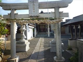 上鶴間本町5丁目 金山神社