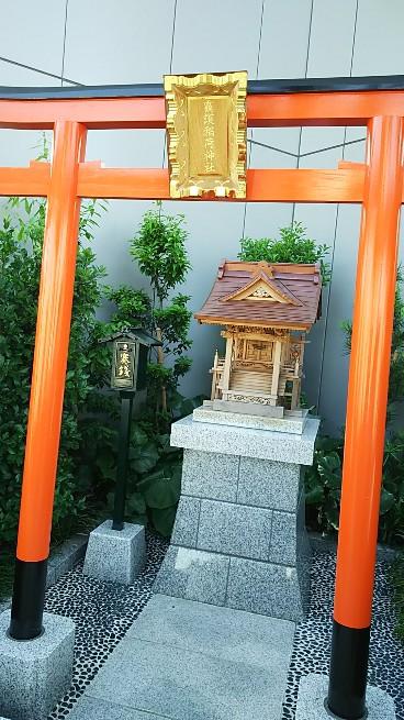 GINZA SIX屋上 靍護稲荷神社
