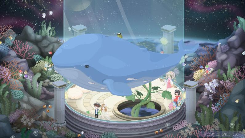 2018 ニコタ 天空の水族館