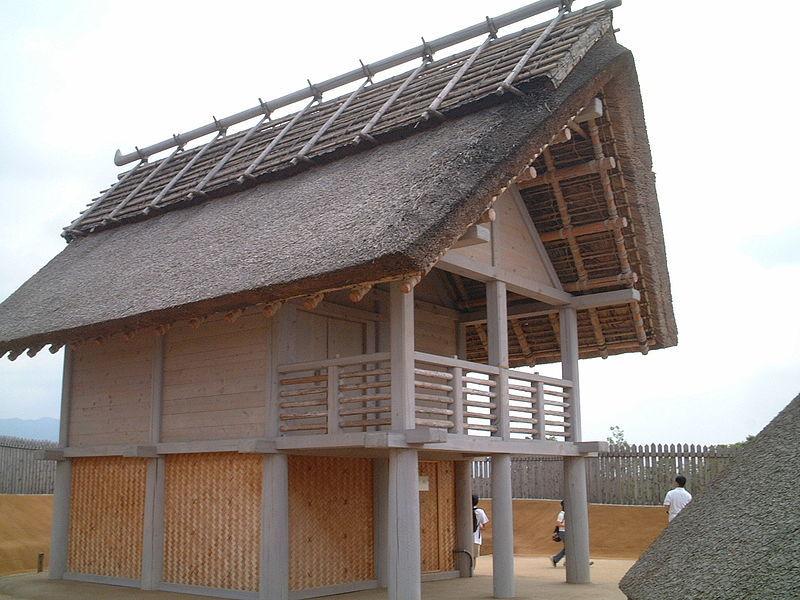 吉野ヶ里倉庫