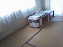 リフォーム後の片付け 2階和室