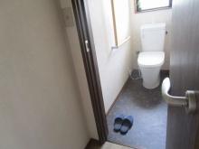 トイレのリフォーム (3)