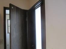 リフォーム・リビングとトイレのドア
