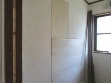 狭いトイレのリフォーム (2)