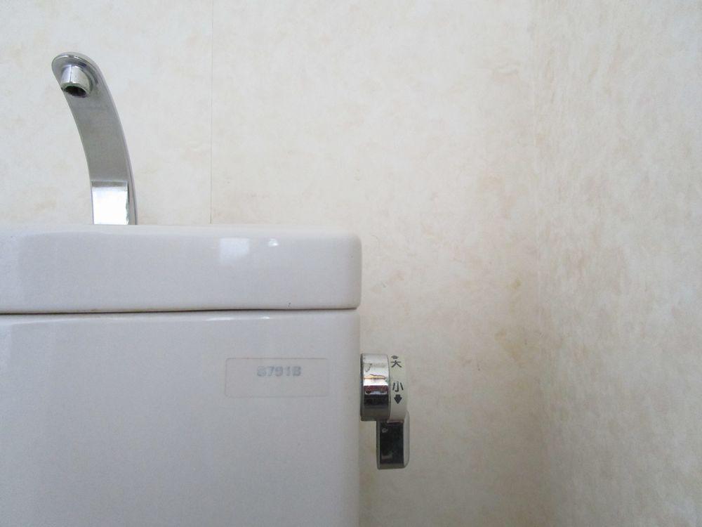 カジタク 洗面台 トイレのお掃除 アフター (7)