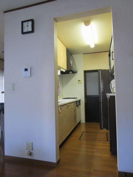 狭いキッチン ビフォー1