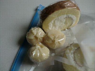 和菓子の冷凍保存 (5)