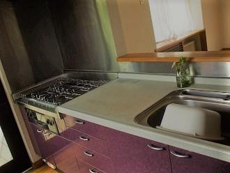 池田宅キッチン