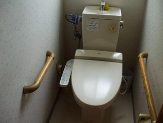 池田宅1階トイレ