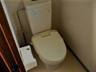 池田宅2階トイレ