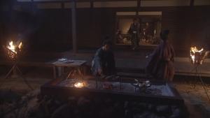 風林火山47北条家祝宴