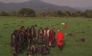 風林火山50信玄と家臣たち