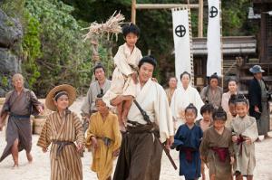 西郷どん21薩摩へ戻る吉之助と子供たち