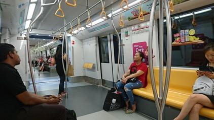 MRT train (2)