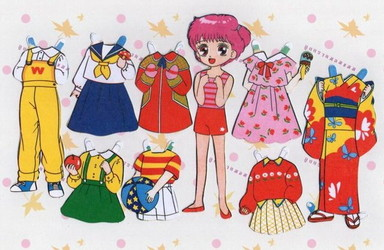 Paper Doll (1)