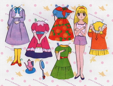 Paper Doll (4)