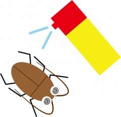 ゴキブリ 殺虫剤