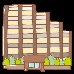 マンション ビル