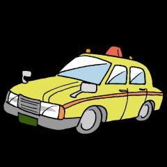 俺「もうすぐ右折なんで減速してください」 タクシー運転手「あいよ!」
