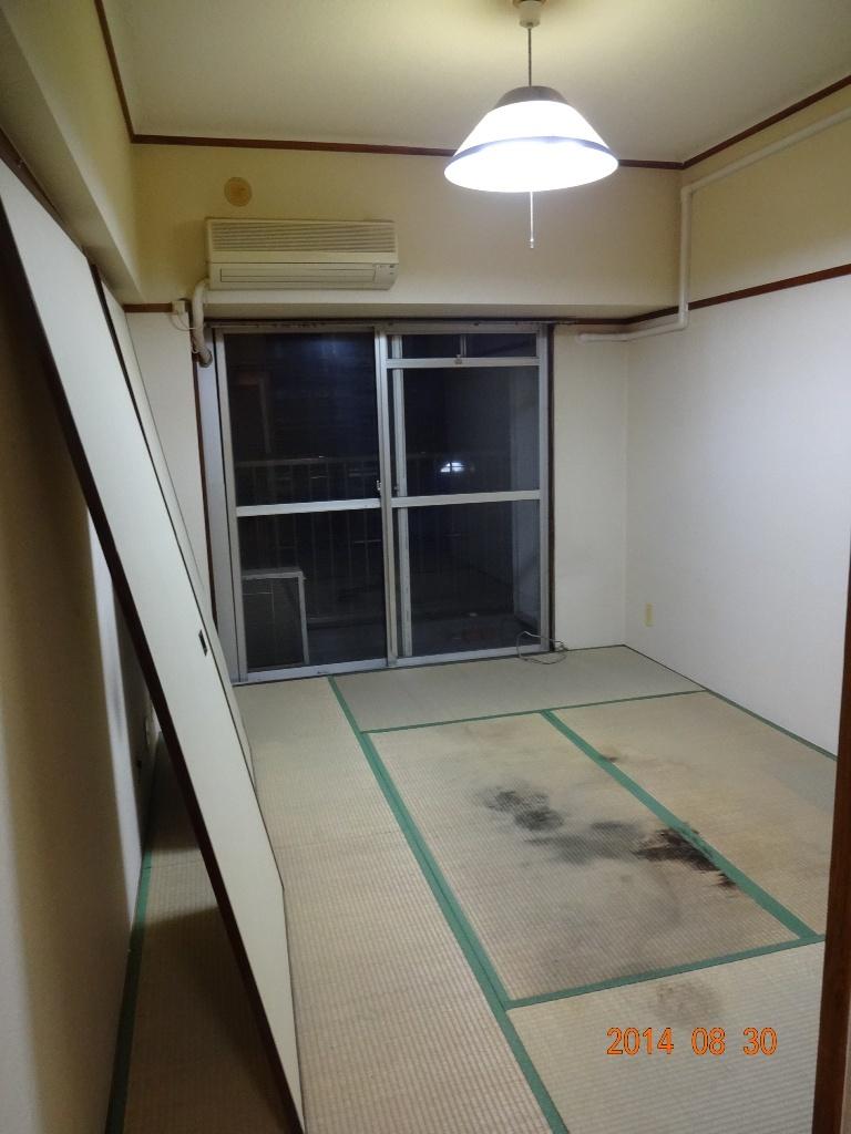 施工前 たたみ和室 青葉不動産ソレイユ桜台316