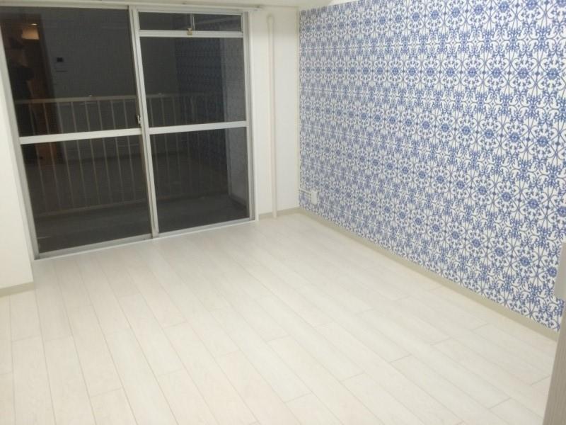 施工後 たたみから洋室 青葉不動産ソレイユ桜台316
