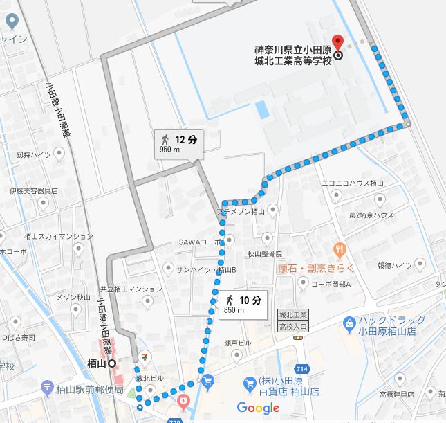 小田原城北工業