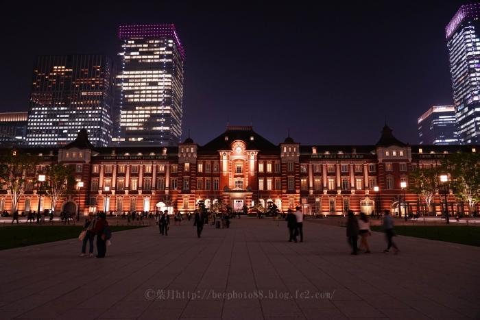東京駅1284