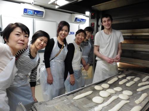 3パン記念撮影