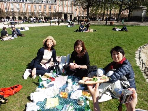 3ピクニックもう3人