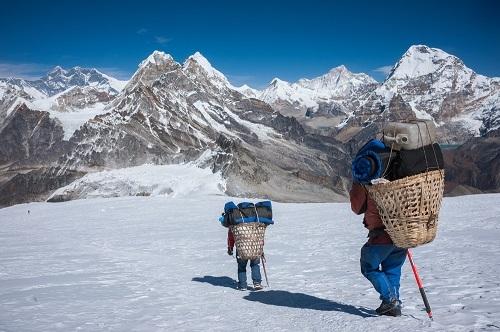 sherpas Lamden
