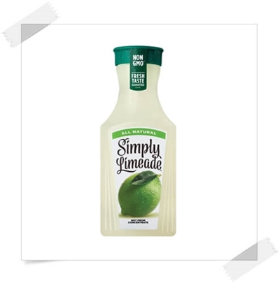 Simply Limeade 400