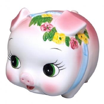豚の貯金箱2