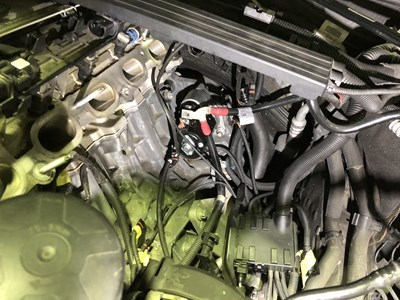 BMW 130 セルモーター