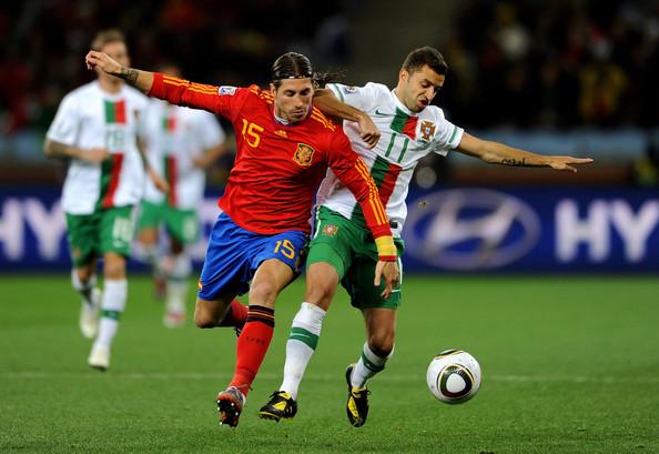 スペイン対ポルトガル2