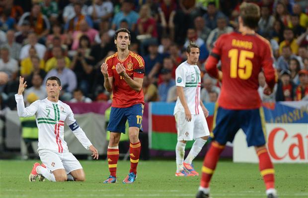スペイン対ポルトガル3