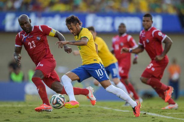 ブラジル対コスタリカ1