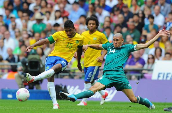 ブラジル対メキシコ3