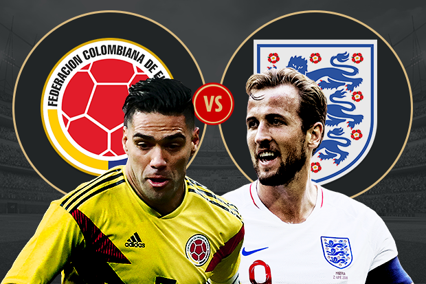 コロンビア対イングランド2