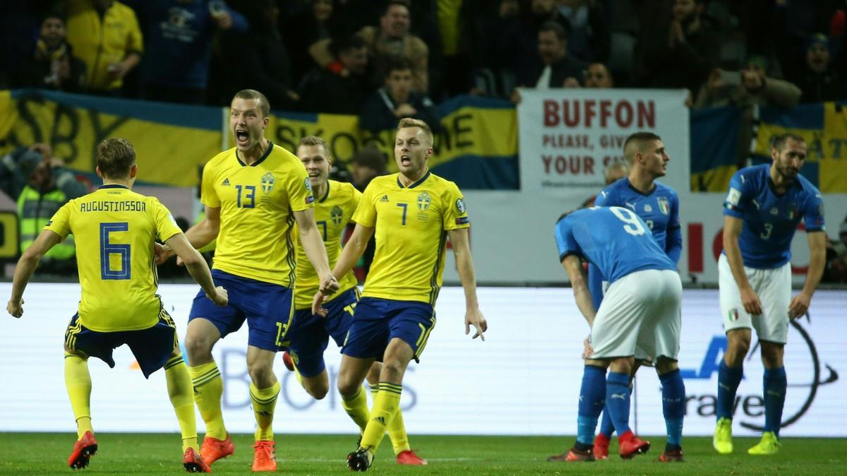 スウェーデン対イングランド3