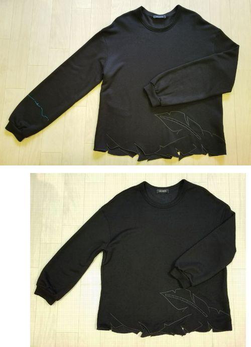 cop刺繍スウェット12