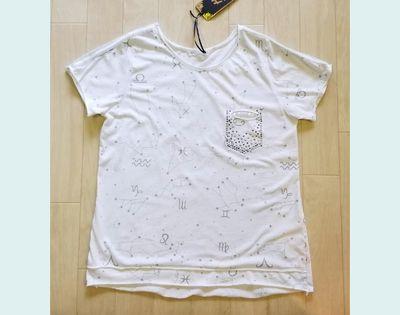 星座のTシャツ1