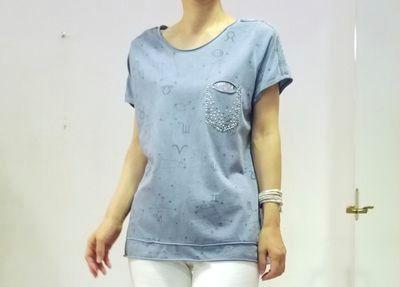 星座のTシャツ2