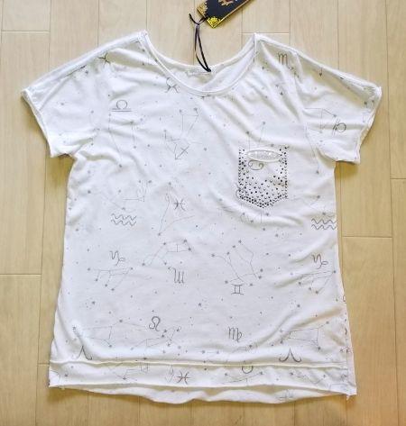 星座のTシャツ3