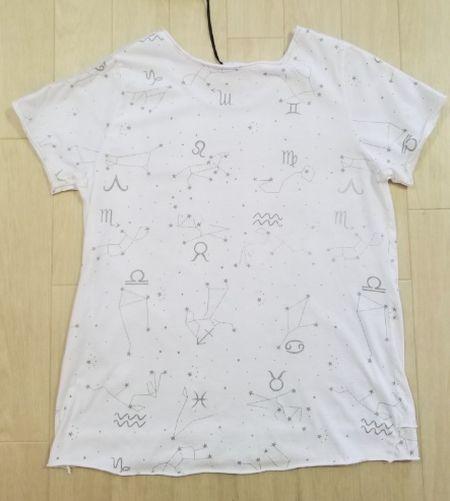 星座のTシャツ3-2