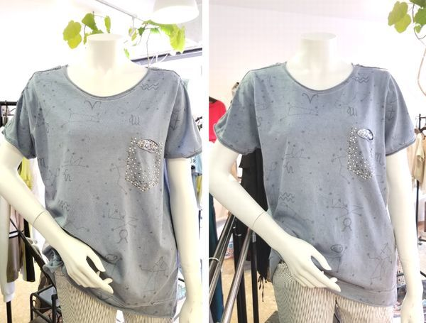 星座のTシャツ11