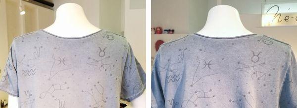星座のTシャツ12