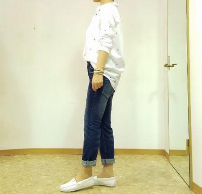 cop海藻プリントシャツ1