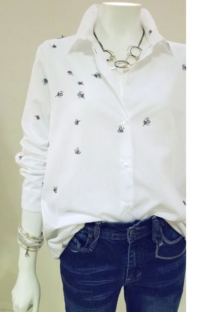 cop海藻プリントシャツ2