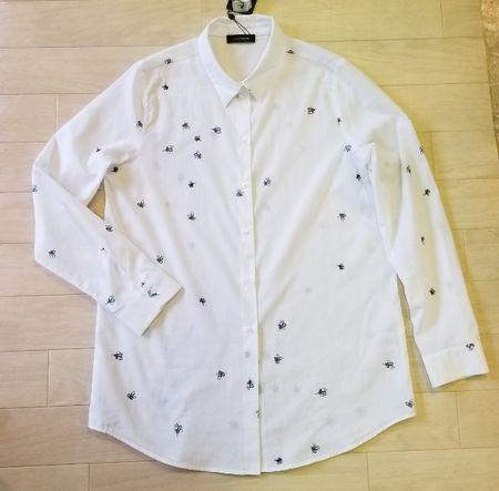 cop海藻プリントシャツ3